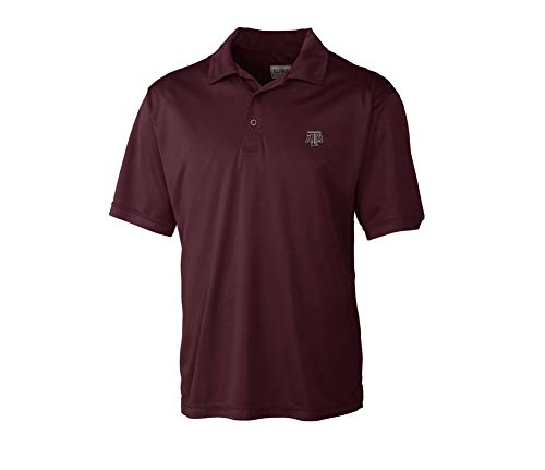 Elite Fan Shop Texas A&M Aggies Performance Polo Maroon - XL