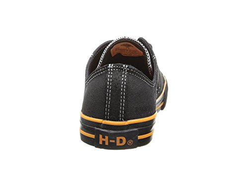 Harley Davidson, Sneaker uomo Nero nero