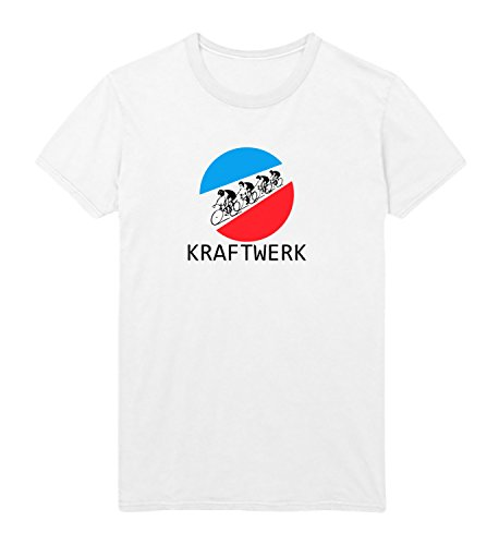 Kraftwerk Tour De Men T-Shirt Christmas Tshirt T Shirt Tee Black T-Shirt 2XL