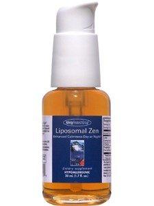 Allergy Research Liquid Vitamins - Allergy Research Group Liposomal Zen 1.7 fl oz (50 ml) Liquid