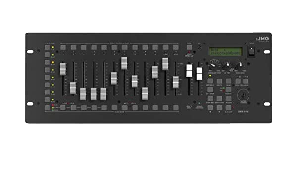 /1440/DMX Controlador DMX profesional Negro IMG Stageline/