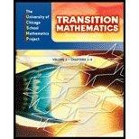 Read Online Transition Mathematics (08) by Viktora, Steven S - Cheung, Erica - Highstone, Virginia - Capu [Hardcover (2008)] pdf