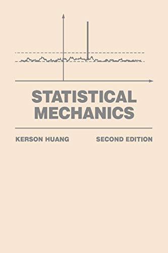 Statistical Mechanics, 2nd Edition