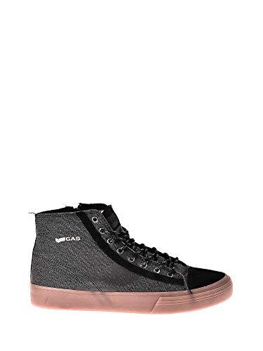 Sneakers Uomo Sneakers Gas Nero Gas Nero Uomo Gam820045 Gam820045 nYqwdpx7q