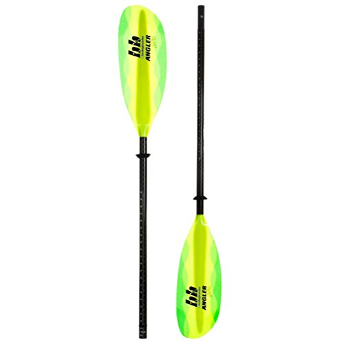 Bending Branches Angler Pro 2-Piece Snap-Button Kayak Fishing Paddle