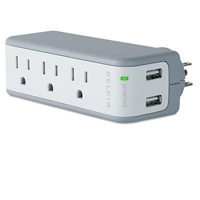 Belkin 3-Outlets Surge with USB Charging