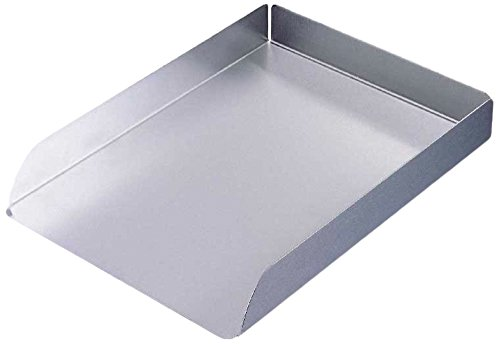Organize It All Stainless Steel Document Tray
