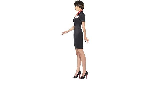 Costume licencia grease rizzo talla s: Amazon.es: Juguetes y juegos