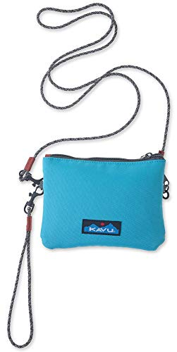 KAVU Renrose Crossbody Wallet With Rope Strap