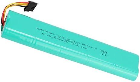 Jeffergarden Stable 4000mAh Haute Capacité 12V Batterie Fit pour Neato D70e D75 D80 D85 4500mah Nimh Batterie 12V Remplacement Batterie