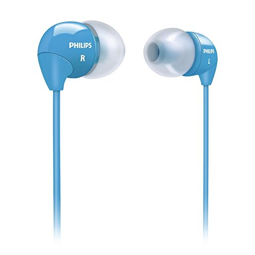Philips SHE3590BL/10 In-Ear Headphones (Blue)