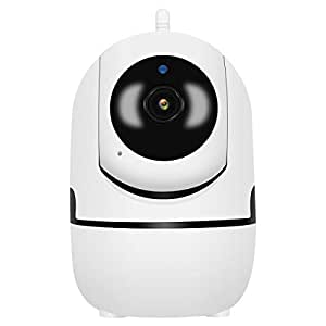 JOOAN 1080P HD Home Security Camera IP Network Camera Surveillance Wireless WiFi Dome Camera for Baby/Pet/Elder Monitor with PTZ Motion Detection Alerts Night Vision and Two-Way Audio