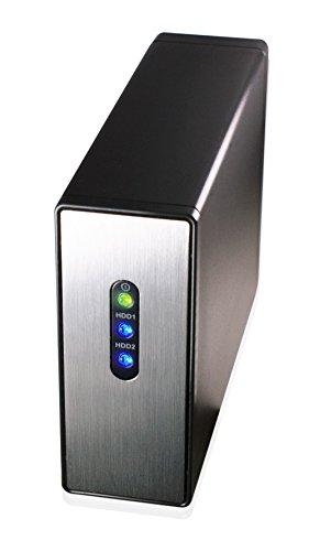 HornetTek Accelerator USB 3.0 Dual Bay 2.5
