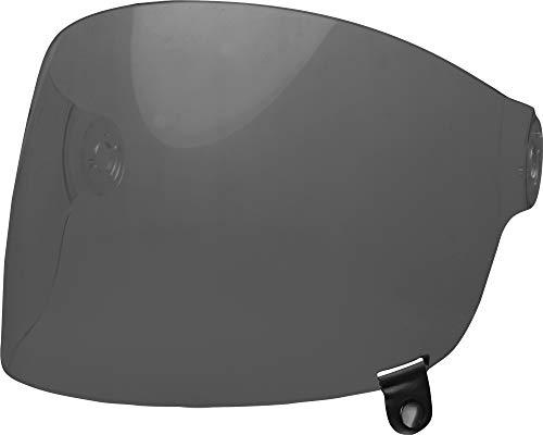 Bell Bullitt Flat Shield, Dark Smoke - Black Tab
