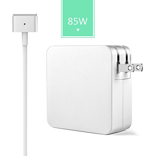 Swtroom Replacement Macbook Charger 85w T-Tip Power Adapter Charger for Macbook Pro 13.3
