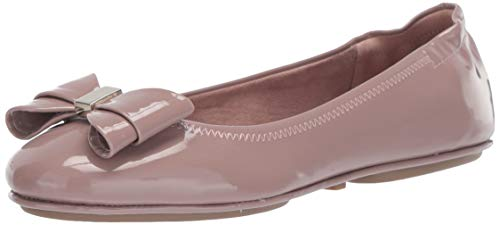 (Bandolino Women's FAUDOA Loafer Flat, Rose, 7.5 Medium)