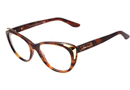Ralph Lauren Rl 6182 - Óculos De Grau 5017 Marrom Mesclado B