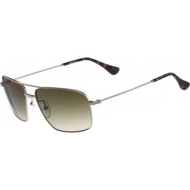Sunglasses CK 2142 S 714 MATTE AMBER GOLD