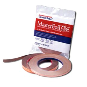 (1/4inch Copper Foil - 1.5 Mil)