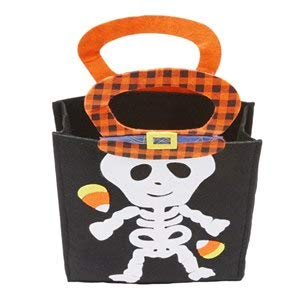 Sala-Houseware - 7 Style Halloween Candy Bag Gift Bags Vampire Trick or Treat Bags Sacks Hallowmas Gift For Kids Children Event Party Decorations