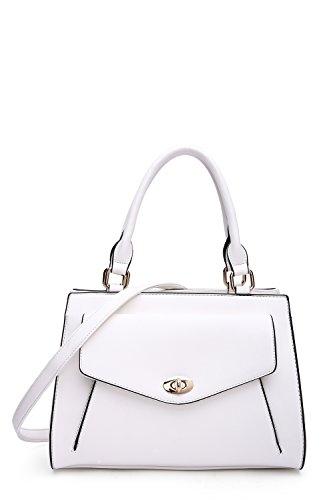 MKF Collection KatieWomen Tote Satchel Bag by Mia K Farrow