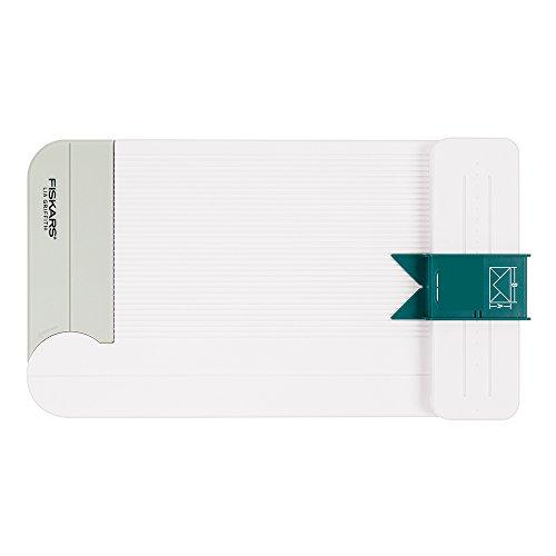 Fiskars 122150-1003 Lia Griffith Envelope Maker, Teal Green/White