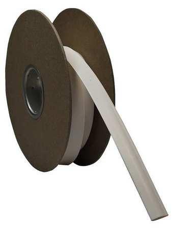 Raychem Shrink Tubing - Shrink Tubing, 0.25in ID, White, 25ft