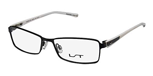 Lightec By Morel 7071l Mens/Womens Designer Full-rim Spring Hinges Colorful Hot Stainless Steel Eyeglasses/Glasses (52-15-135, ()