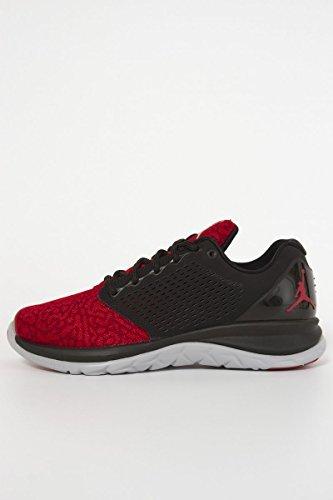 fb63205ab4f4bb Nike Jordan Men s Jordan Trainer St Black Gym Red Wolf Grey Tm Red