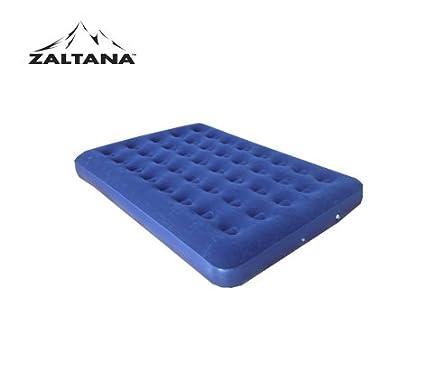 Amazon.com: Zaltana colchón de aire (doble tamaño: 74