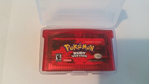 Pokemon Ruby Version Third Party Release