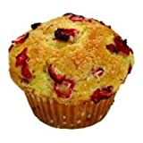 Davids Cookies Cranberry Orange Muffin, 6 Ounce - 12 per case.
