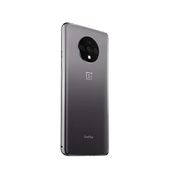 OnePlus 7T (Frosted Silver, 8GB RAM, Fluid AMOLED Display, 128GB Storage, 3800mAH Battery)