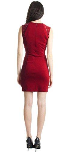 Ponte Red Fleming BB Dress Women's Dakota Oxblood 7SwpFqOFW