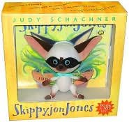 Download SKIPPYJON JONES [WITH PLUSH DOG][Skippyjon Jones [With Plush Dog]] BY Schachner, Judith Byron(Author)Hardcover on Oct 18 2007 PDF