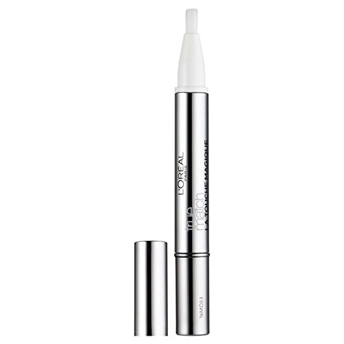 L'Oreal True Match Touche Magique Concealer, Ivory Beige (PACK OF 6) by L'Oreal Paris