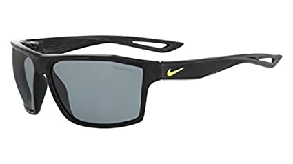 284938dc5ca1 Amazon.com: Nike Golf Legend Sunglasses, Black/Volt Frame, Grey with ...
