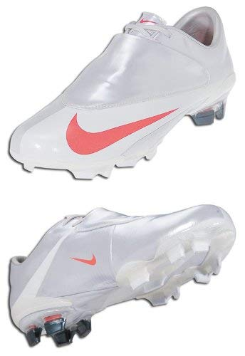 50% price hot products new images of Amazon.com | Nike Mercurial Vapor V FG Silver Size 13 | Soccer
