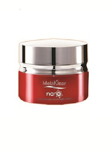 Mela K. Nano Alpha Arbutin Anti-Melasma Blemish Spot Fade Concentrate Cream Facial Night Cream /30 G.