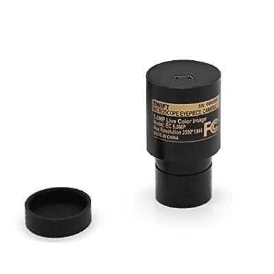 SWIFT EP5 5.0 Mega Pixel USB Still Photo & Live Video Microscope Imager Digital Eyepiece Camera 5MP
