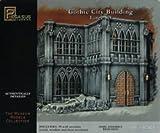 Pegasus Hobby WWII Gothic City Building Large Set