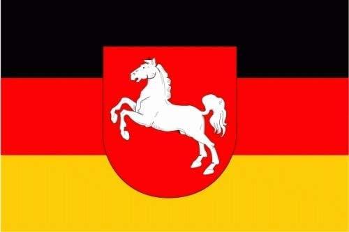 Flagge Deutschland Stadt Cuxhaven 90 x 150 cm