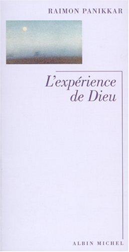 Experience de Dieu (L') (Spiritualites Grand Format) (French Edition)