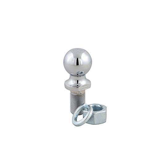 Equal-i-zer 91-00-6120 2-5/16 Inch Hitch Ball With 12,000 LBS Towing Capacity and 1-1/4 Inch Diameter Shank
