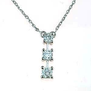 Amazon 14k white gold past present future 13 carat diamond 14k white gold past present future 13 carat diamond necklace aloadofball Gallery