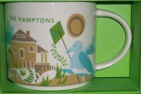 Starbucks You Are Here Collection Mug Hamptons 14 Fl Oz
