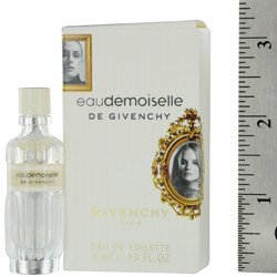 EAU DEMOISELLE DE GIVENCHY by Givenchy EDT SPRAY .13 OZ MINI for (0.13 Ounce Mini Perfume)