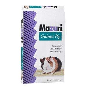 Mazuri Timothy-Based Guinea Pig Diet, 25 lb Bag