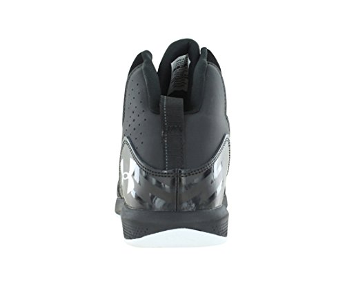 Under Armour Bgs Jet 3 - Zapatillas de baloncesto Niños negro/negro/blanco