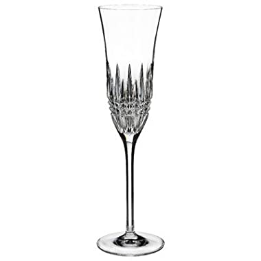 Waterford Crystal Lismore Diamond Essence Flute Glass